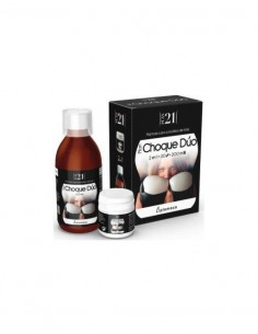 PLAN CHOQUE DUO 20 CAP + 200ML