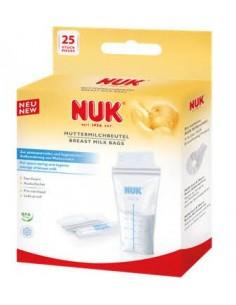 Nuk Simplisse bolsas conservación leche materna