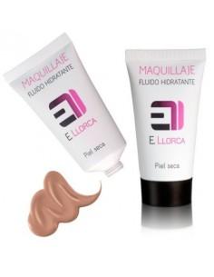 Maquillaje fluido hidratante nº3