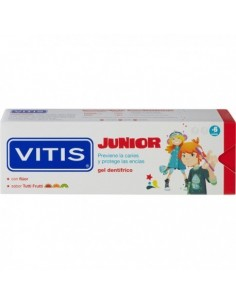 VITIS GEL DENTIFRICO JUNIOR 75ml