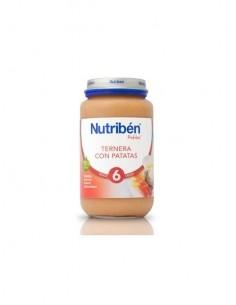 NUTRIBEN TERNERA PATATAS 250GR
