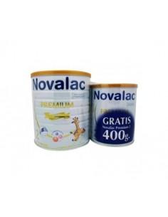 Novalac 2 premium 800gr+400gr