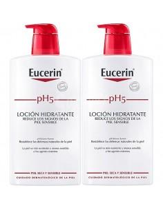 Eucerin ph5 pack locion 1L+1L
