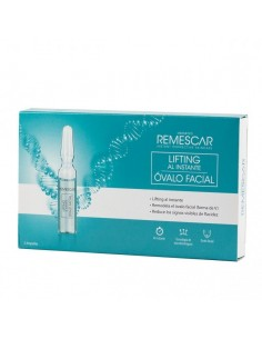 Remescar ampollas lifting ovalo facial