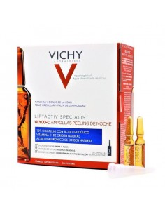 Liftactiv c-peptide 30 ampollas x 1.8ml