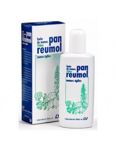 Pan-reumol baño de manos gel 200ml