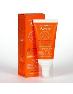 Avene solar aniedad spf 50+ color 50ml