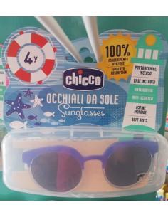 Gafas de sol chicco azul 4 años+