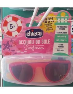 Gafas de sol chicco rosas 5 años+