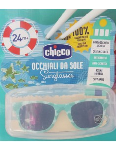 Gafas de sol chicco verde 24m+