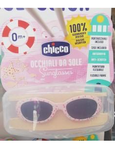 Gafas de sol chicco rosa 0m+