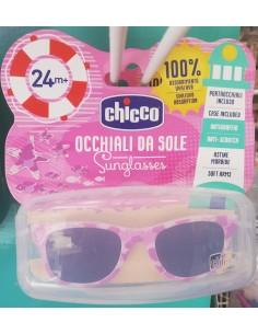 Gafas de sol chicco rosa 24m+