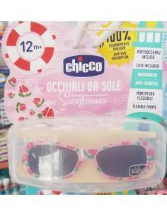Gafas de sol chicco rosa 12m+