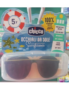 Gafas de sol chicco verde 5 años+
