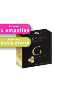 Germinal acción inmediata 5 ampollas doble efecto