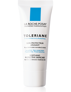 Toleriane piel normal/mixta sin perfume 40ml
