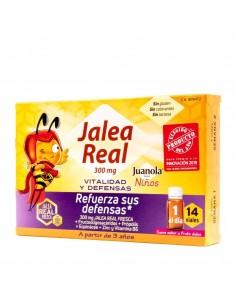 Jalea real niños vitalidad y defensas 14 amp.
