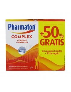 Pharmaton complex 60+30 caps