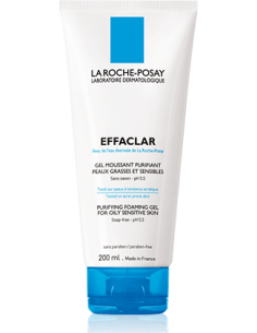 Effalclar gel purificante 200ml