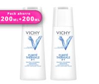 DUPLO Vichy solución micelar 200ml+200ml