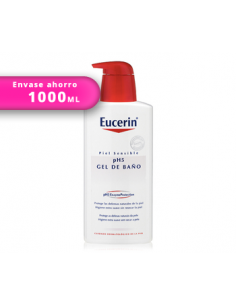 Eucerin pH5 gel baño 1000ml