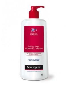 Neutrogena loción corporal reparación intensa piel muy seca 750ml