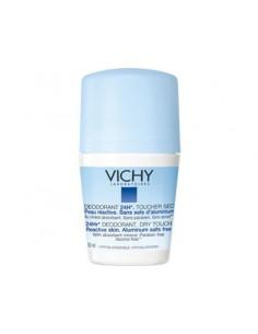 Vichy desodorante 24h Sin sales aluminio 50ml