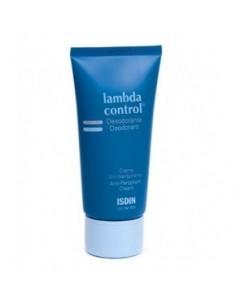 Lambda control desodorante crema