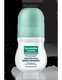 Somatoline desodorante Mujer piel sensible 50ml