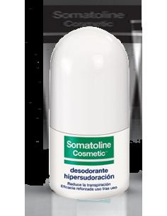 Somatoline desodorante hipersudoración 50ml