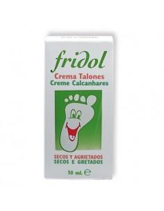 Fridol crema talones secos y agrietados 50ml