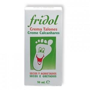 Fridol crema talones secos y agrietados