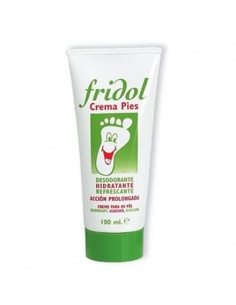 Fridol crema pies desodorante e hidratante 100ml