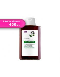 Klorane champú quinina 400ml