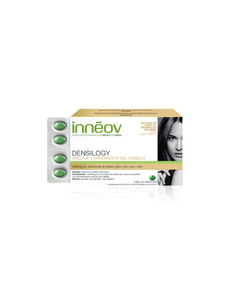 Inneov Densilogy Mujer anclaje y crecimiento 60 cápsulas