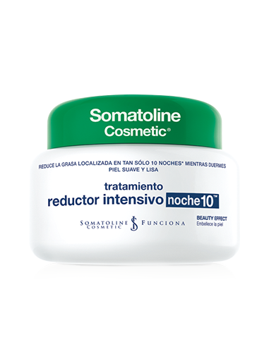 Somatoline reductor intensivo Noche 10 250ml
