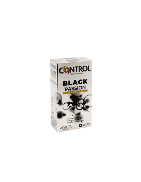 Control ADAPTA black passion 12unid