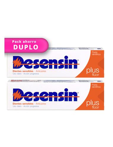 DUPLO Desensin plus 125ml+125ml
