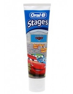 Oral B Stages 3 pasta dentífrica infantil 75ml