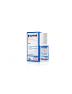 Bexident dientes sensibles srpay 40ml