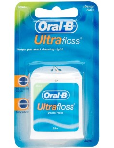 Oral B seda ultrafloss