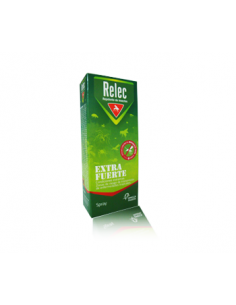Relec repelente spray extra fuerte 75ml