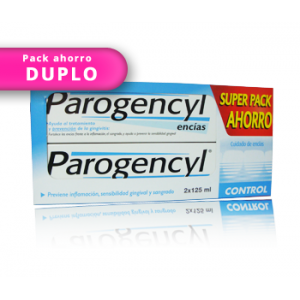 DUPLO Parogencyl pasta dentífrica 125ml+125ml