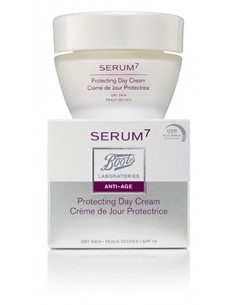 Serum7 protectora día piel seca 50ml