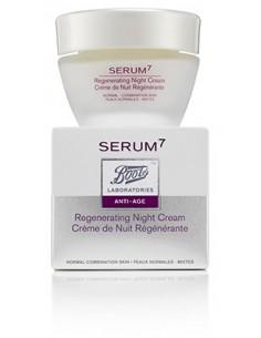 Serum7 regeneradora noche piel seca 50ml