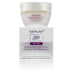 Serum7 regeneradora noche piel normal 50ml