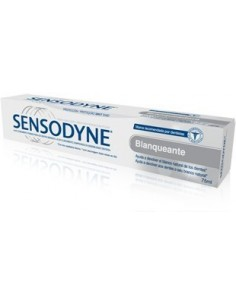 Sensodyne blanqueador dental 100ml