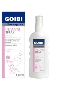 Goibi anti-mosquitos infantil spray 100ml