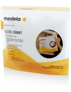 Medela Bolsas para microondas quick clean 5 unid