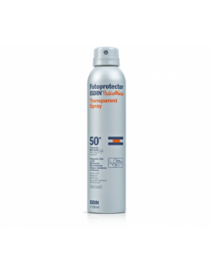 Fotoprotector Isdin pediatrics Transparent Spray SPF 50+ 200ml